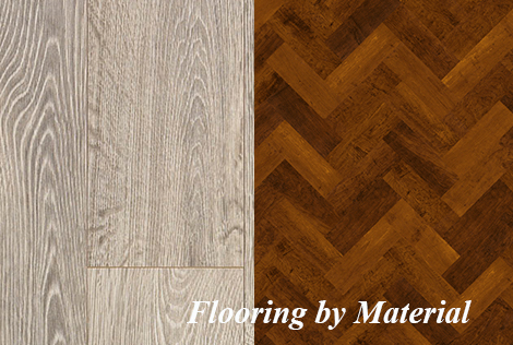 Flooring by Material